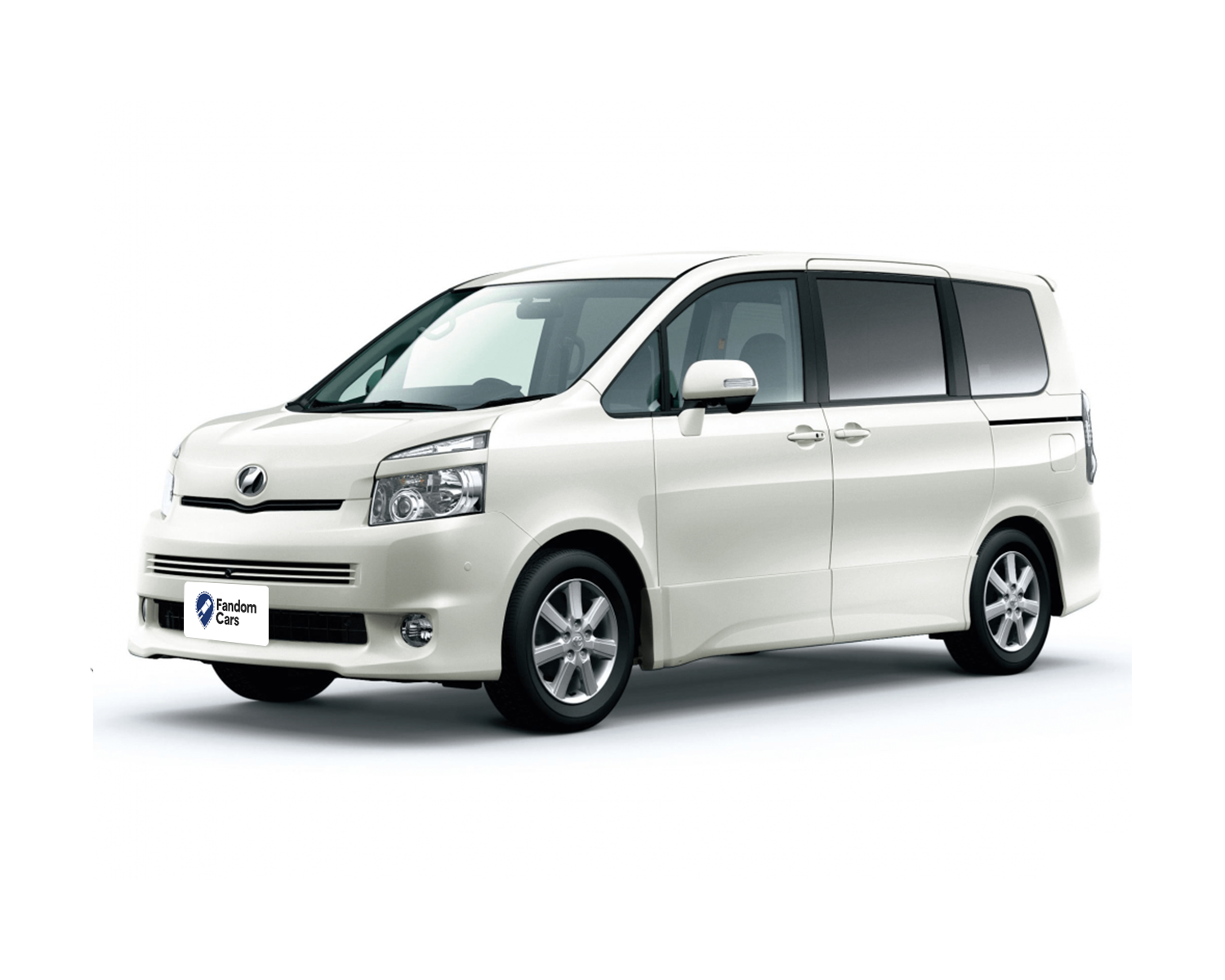 Toyota Voxy png